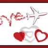Airplane Ticket Invitation - Back